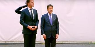 Η Ιταλία παίζει το παιχνίδι της Ολλανδίας για τα 750 δισ.