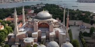 Η Αγία Σοφία στην ισλαμική σκακιέρα του Ερντογάν, Αντωνία Δήμου