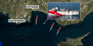 Με όπλο το Oruc Reis οι Τούρκοι εκβιάζουν για διαπραγμάτευση, Χρήστος Καπούτσης