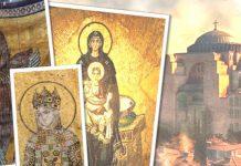 Μύθοι, θρύλοι και θαύματα για την Αγιά Σοφιά, Γιώργος Μουσταϊρας