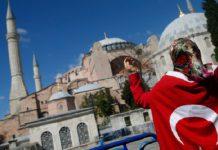 Αγία Σοφία: Ομολογεί ο Ερντογάν, σωπαίνει ο Πούτιν, διεθνοποιεί ο Μητσοτάκης, Βαγγέλης Σαρακινός