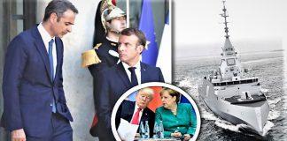 Οι φρεγάτες Belharra, η συμμαχία με τη Γαλλία και οι τρικλοποδιές ΗΠΑ-Γερμανίας, Χρήστος Πουγκιάλης