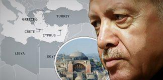 Ο θρησκευτικός πόλεμος και ο απλωμένος γεωπολιτικός τραχανάς του Ερντογάν, Σταύρος Λυγερός