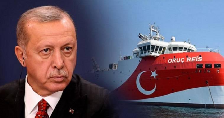 """Το Oruc Reis επιστρέφει – Διερευνητικές με την """"Γαλάζια Πατρίδα"""" θέλει η Τουρκία"""