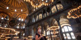 Ο συμβολισμός της Αγίας Σοφίας για το νεοοθωμανικό όραμα, Γιώργος Παπασίμος