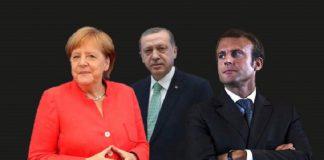 """Πήρε θέση για τον Έβρο η Μέρκελ – """"Δείχνει δόντια"""" στον Ερντογάν πριν τη Συνόδο Κορυφής, Βαγγέλης Σαρακινός"""