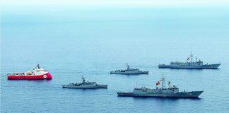 -Δέκα κινήσεις για την ανάσχεση του τουρκικού επεκτατισμού, Δημήτρης Μακούσης