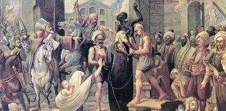 Ο ανδριάντας του Πατριάρχη Γρηγορίου Ε' έχει τη δική του άγνωστη ιστορία', Δημήτρης Παυλόπουλος