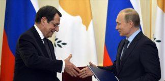 Ρωσική παρέμβαση στην Κύπρο με πολλούς αποδέκτες – Τι είπαν Πούτιν και Αναστασιάδης, Βαγγέλης Σαρακινός