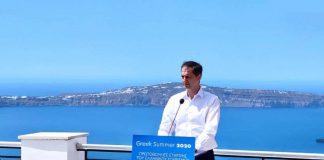 Η Ελλάδα ανοίγει στον τουρισμό μετά φόβου κορονοϊού..., Νεφέλη Λυγερού