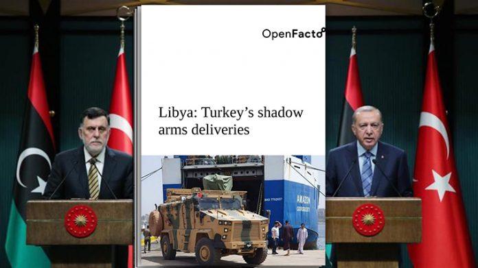 Πως και ποια όπλα μετέφεραν οι Τούρκοι στη Λιβύη – Αποκαλυπτική έρευνα, Αλέξανδρος Μουτζουρίδης