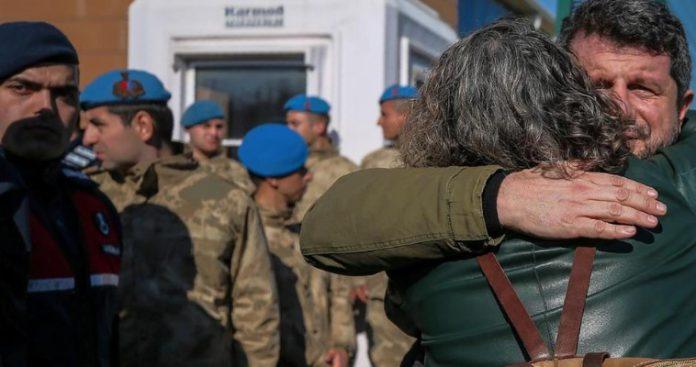 Πως το καθεστώς Ερντογάν υπέταξε τη Δικαιοσύνη, Ελένη Κωνσταντινίδου