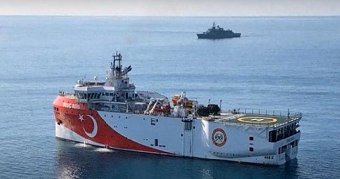 """Επιστρέφει το Oruc Reis– Νέα αλλαγή πορείας εν μέσω διπλωματικού """"πυρετού"""", slpress"""