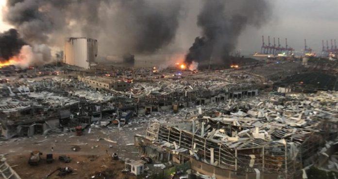 Η βιβλική καταστροφή στη Βηρυτό και ο γρίφος του Τραμπ