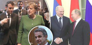 Η απύθμενη υποκρισία της ΕΕ – Δύο μέτρα και σταθμά για Λευκορωσία και Τουρκία, Δημήτρης Χρήστου