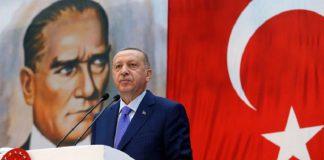 Νέο παραλήρημα Ερντογάν – Εκτός από την Ελλάδα απειλεί και τη Γαλλία, Βαγγέλης Σαρακινός
