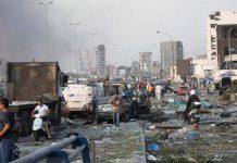 Διπλή γιγαντιαία έκρηξη στη Βηρυτό σε μια εκρηκτική περίοδο (video)