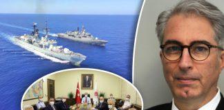 «Η Τουρκία δεν μπλοφάρει, είναι έτοιμη για πόλεμο»!, Βαγγέλης Γεωργίου