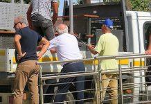 """Είπαν όχι στο """"πραξικόπημα"""" αποψίλωσης του δημοτικού καταστήματος Φερών, Μελαχροινή Μαρτίδου"""