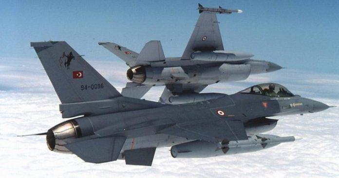 Πως τουρκικό F-26 καταστράφηκε μετά από αερομαχία με ελληνικά – Μια πρόσφατη άγνωστη ιστορία