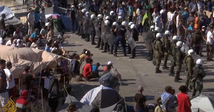 Η ΕΕ μετατρέπει και επισήμως την Ελλάδα σε αποθήκη ψυχών, Δημήτρης Χρήστου