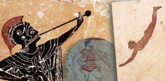 Άγνωστα αγωνίσματα σε γιορτές της αρχαίας Ελλάδας, Γιάννης Παγουλάτος