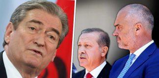 """""""Βόμβα"""" Μπερίσα: «Η Τουρκία πίσω από την ακύρωση της συμφωνίας Ελλάδας-Αλβανίας», Αχιλλέας Σύρμος"""