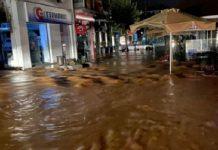 """Στη δίνη του κυκλώνα η χώρα – Τη Θεσσαλία χτύπησε τη νύχτα ο """"Ιανός"""" (video), slpress"""