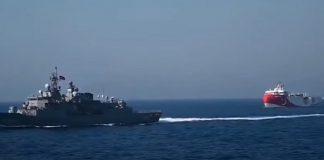 Επεισόδιο με τουρκικά πολεμικά και ελληνικό αλιευτικό νότια της Ρόδου