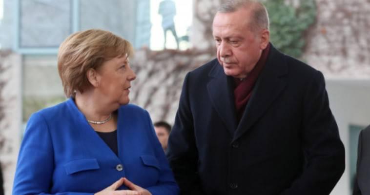 Σημάδια ότι το Βερολίνο αλλάζει πολιτική έναντι της Τουρκίας, Βασίλης Στοϊλόπουλος