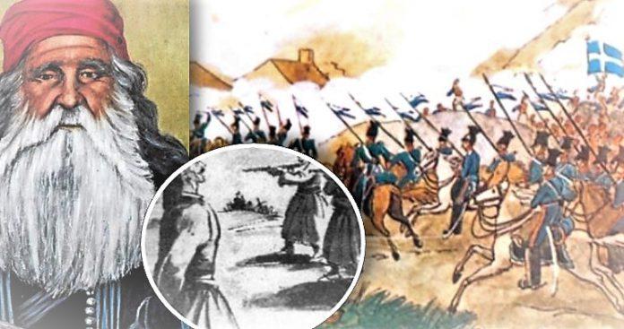 Η μεσσηνιακή επανάσταση, η ήττα και οι εκτελέσεις, Γιώργος Μουσταϊρας