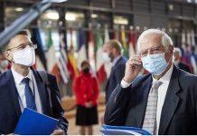 """Βήμα σημειωτόν για τις κυρώσεις στη σύνοδο των ΥΠΕΞ – Η """"μπάλα"""" στη Σύνοδο Κορυφής, Βαγγέλης Σαρακινός"""