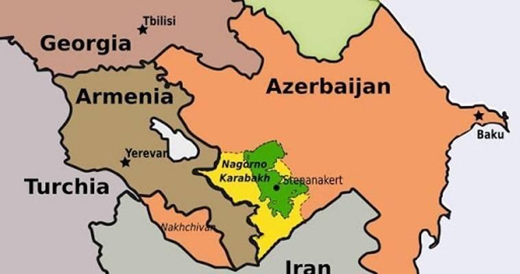 """Κρατήστε την Τουρκία μακριά από την κρίση στο Ναγκόρνο-Καραμπάχ"""" -  slpress.gr"""