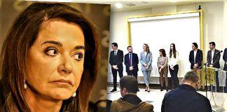 Συνομιλητή της έκανε η Μπακογιάννη MKO-εργαλείο της Άγκυρας! Κώστας Καραΐσκος