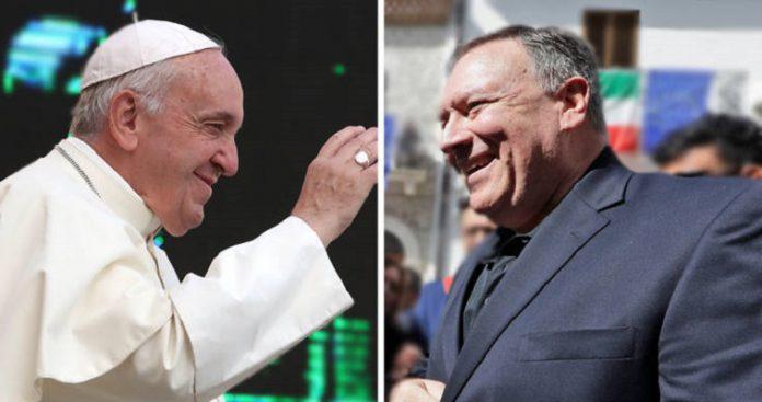 Γιατί ο Πάπας ρίχνει πόρτα στον Πομπέο – Το παρασκήνιο και ο ρόλος της Κίνας, Βαγγέλης Σαρακινός