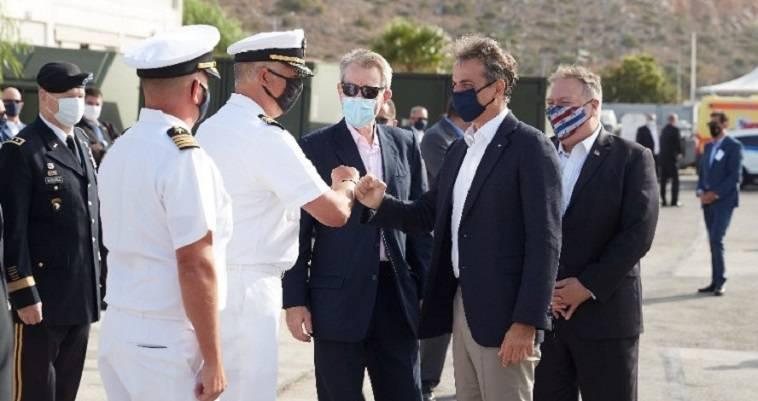 """Θα φέρουν την """"ώρα της διπλωματίας"""" στα ελληνοτουρκικά οι συμφωνίεςμε τις ΗΠΑ;, Βαγγέλης Σαρακινός"""