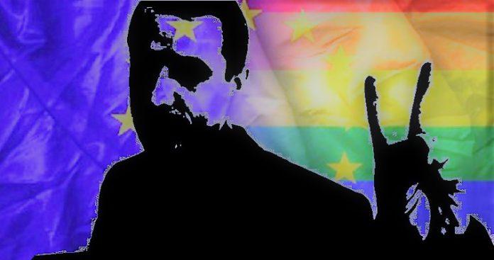 Γιατί το Ευρωκοινοβούλιο προτείνει βράβευση κραγμένου ομοφοβικού, Βαγγέλης Γεωργίου