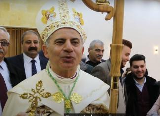 Ο αρχιεπίσκοπος που έσωσε χριστιανούς και κειμήλια στο Ιράκ, Μαρία Μοτίκα
