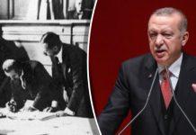 """Πως το αυτοκρατορικό σύνδρομο του Ερντογάν """"σκοτώνει"""" τη Λωζάνη, Δημήτρης Χατζηδημητρίου"""