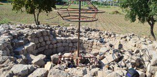 Το ταφικό μνημείο του Άρατου προκαλεί δέος στους ανασκαφείς (φωτό)