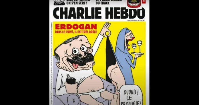 Σε ψυχρό πόλεμο Γαλλία και Τουρκία – Σύμβολο το Charlie Hebdo, Γιώργος Λυκοκάπης
