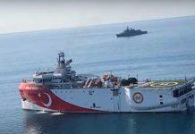 """Μάλλον διάλειμμα η """"διπλωματία του σεισμού"""" – Φιλοφρονήσεις, αλλά το Oruc Reis...Νεφέλη Λυγερού"""