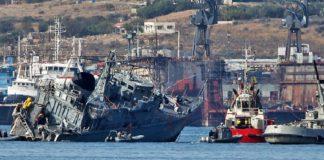 """Ψάχνουν τα αίτια της σύγκρουσης του """"Καλλιστώ"""" – Οργιάζει η τουρκική προπαγάνδα, slpress"""