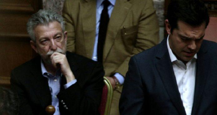 Διέγραψε τον Κοντονή o ΣΥΡΙΖΑ – Το παρασκήνιο μιας θυελλώδους σύγκρουσης