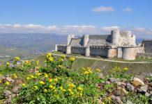Μεσαιωνικό κάστρο των Σταυροφόρων ξαναβρίσκει την αίγλη του (φωτό, βίντεο)