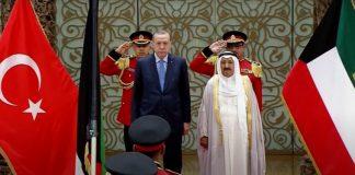 Τι γύρευε ο Ερντογάν στο Κουβέιτ, Γιώργος Λυκοκάπης