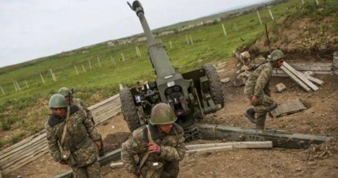Στο Ναχιτσεβάν επεκτείνουν τον πόλεμο Αζέροι και Τούρκοι