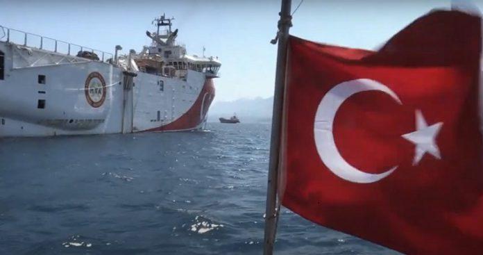 Συνεχίζει τον πόλεμο των Navtex η Τουρκία – Έτοιμη για έρευνες και νότια της Κρήτης