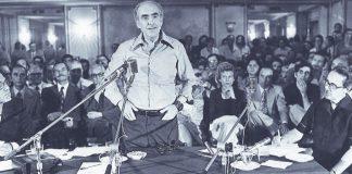 Γιατί μας λείπει η ατμόσφαιρα του ανδρεϊκού ΠΑΣΟΚ, Βασίλης Ασημακόπουλος