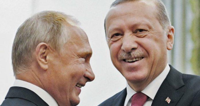 Βαθαίνει το ρήγμα στις σχέσεις Πούτιν-Ερντογάν, Γιώργος Πρωτόπαπας